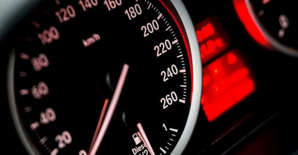 Velocímetro no marca la velocidad